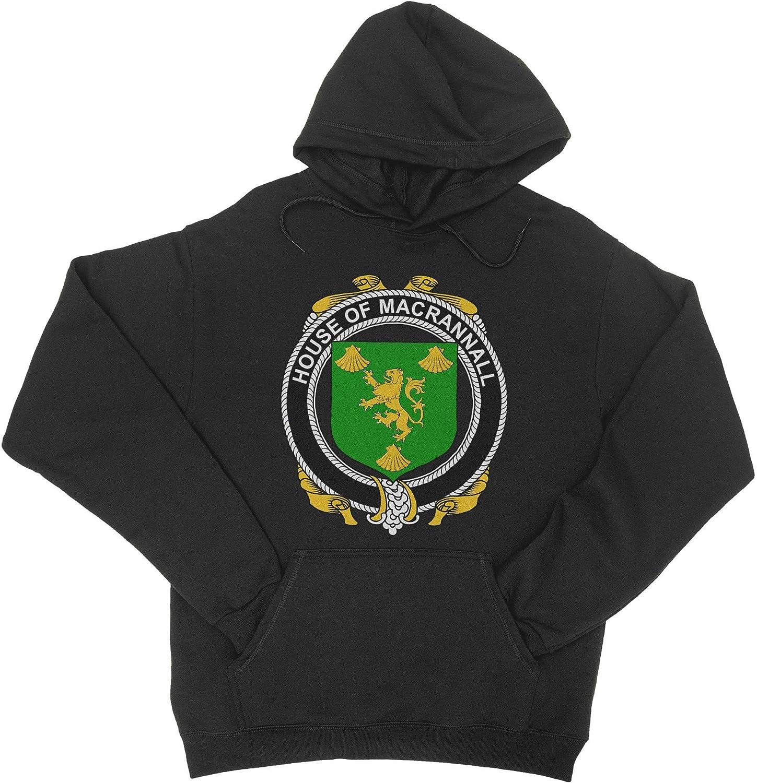 HARD shop EDGE DESIGN Bargain sale Unisex Irish Sweatshi Macrannall Heraldry House