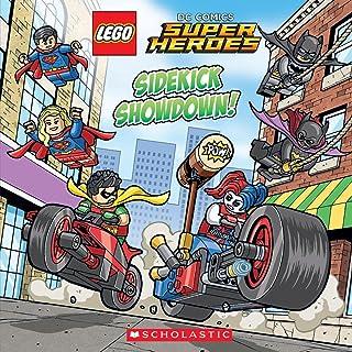 Sidekick Showdown! (LEGO DC Comics Super Heroes: 8x8) (LEGO DC Super Heroes)