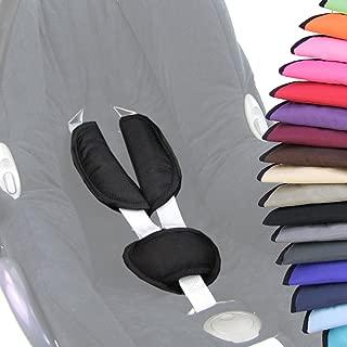 Gurtpolster Gurtschutz Kopfkissen Gurtschoner Kind Baby Nackenstütze Autositz R