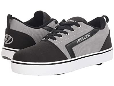 Heelys GR8 Pro (Black/Grey) Boys Shoes