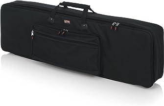 Gator Cases Padded Keyboard Gig Bag; Fits Slim Line 88 Note