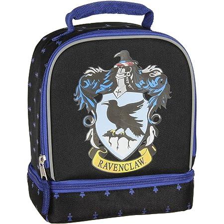 Ravenclaw Hogwarts Double Zipper Pouch