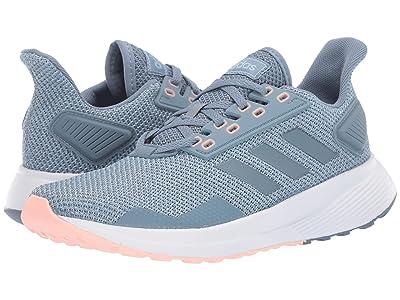 adidas Running Duramo 9 (Raw Grey/Raw Grey/Ash Grey) Women