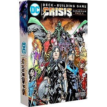 DC Deck-Building Game: Crisis Expansion 4