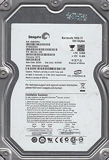 ST3500320AS, 5QM, WUXISG, PN 9BX154-335, FW SD15, Seagate 500GB SATA 3.5 Disco Duro