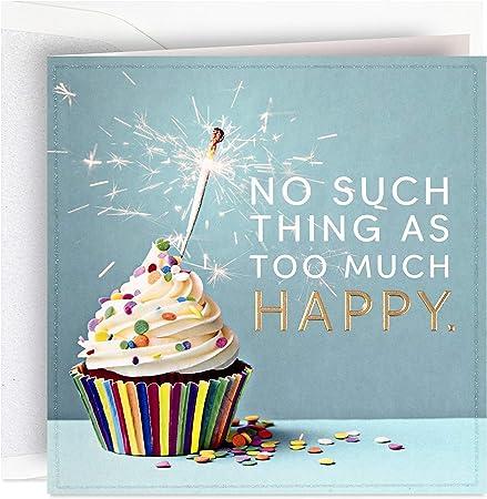 Hallmark Signature Birthday Card