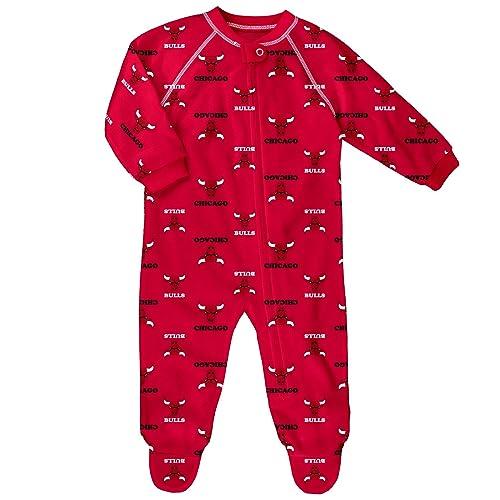 online retailer c0829 4ed8a Chicago Bulls Baby Clothes: Amazon.com