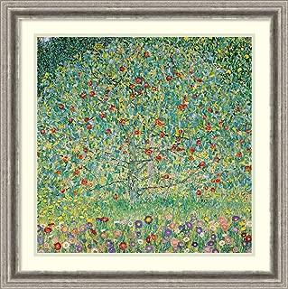 Framed Wall Art Print Apple Tree I, 1912 by Gustav Klimt 27.00 x 27.12