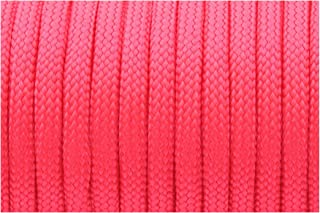 QKKstore 550 Paracord Parachute Cord Lanyard Tent Rope Type Iii 7 Strand 100Ft Paracord for Hiking Camping