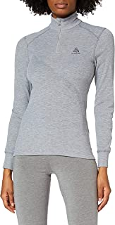 Odlo Dames Shirt L/S Turtle Neck 1/2 Zip Active Ori onderhemd