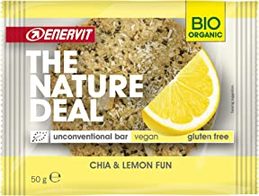 Enervit The Nature Deal Unconventional Bar 12 x 50g Chia Lemon Fun Estimated Price : £ 34,68