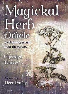 Magickal Herb Oracle: Secret Nature Magick (Rockpool Oracle Card Series)
