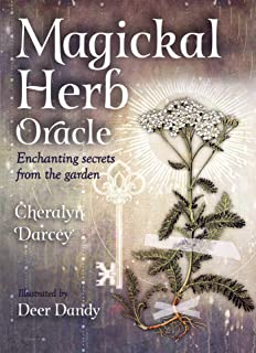 Magickal Herb Oracle (Rockpool Oracle Card Series)