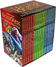 Beast Quest Collection (Series 1-3) 18 Books (Beast Quest)