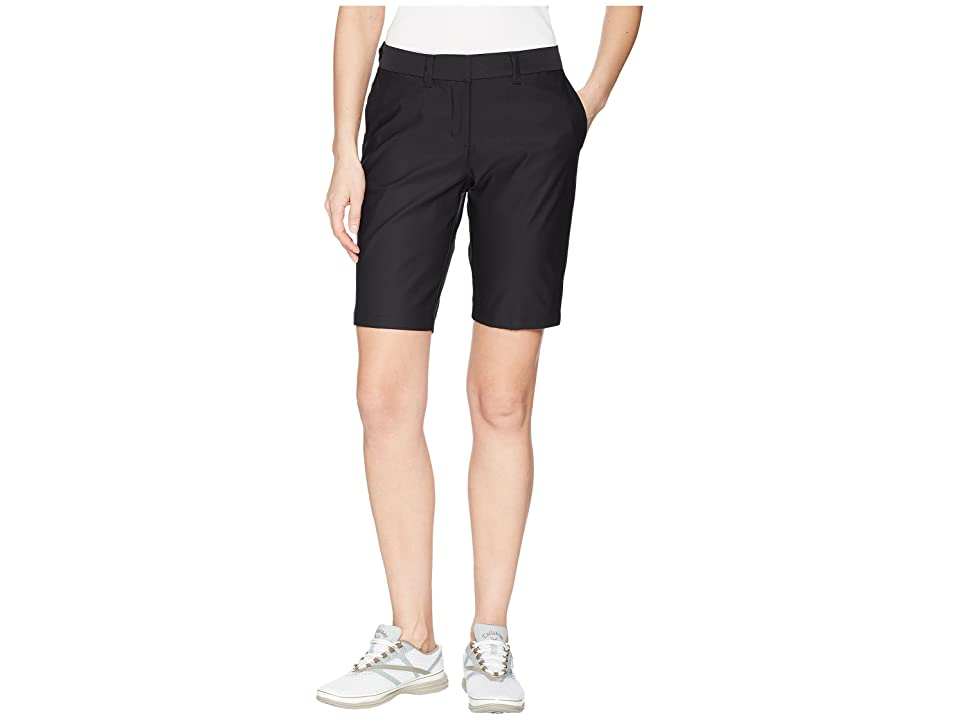 Nike Golf Flex Shorts Woven 10 (Black/Black) Women