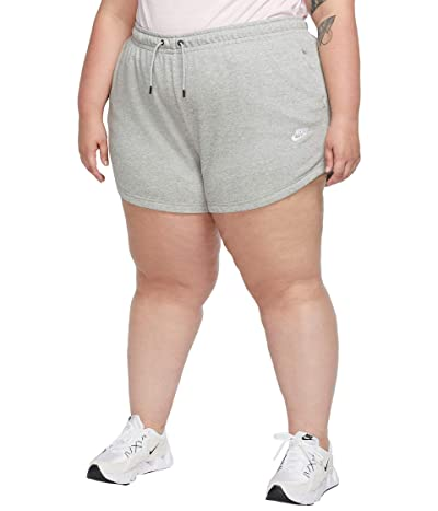 Nike Plus Size NSW Essential Shorts French Terry Women