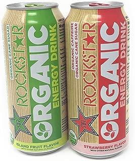 Best rockstar organic island fruit Reviews