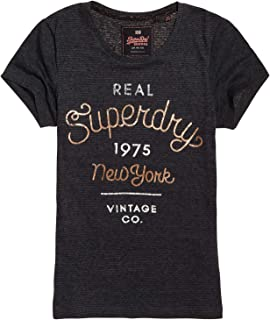 Superdry 54 goods Rope Donna T-shirt