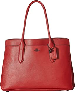 Bailey Carryall in Crossgrain Leather