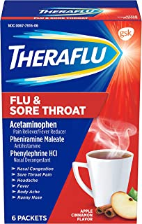 Best does theraflu help sore throats Reviews