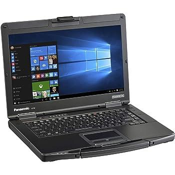 Panasonic Toughbook CF-54 CF-54G2999VM i5 2.6Ghz, Bluetooth, TPM 2.0, 500GB Hard Drive, 8GB Ram, Windows 10 Pro, 3 Year Warranty