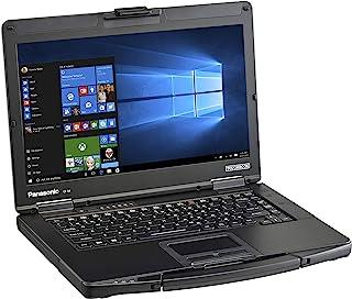 Panasonic Toughbook CF-54 ، Intel Core i5-5300U @2.30GHz ، صفحه نمایش لمسی 14.0 اینچی HD ، 8 گیگابایت ، 256 گیگابایت SSD ، WiFi ، بلوتوث ، ویندوز 10 پرو (تمدید شده)