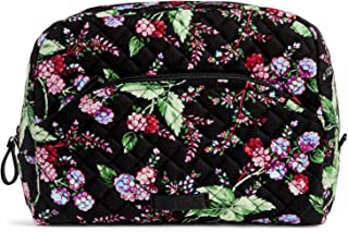 Women's Signature Cotton Large Cosmetic Makeup Bag