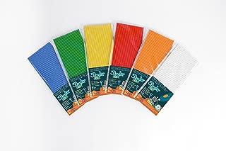 3Doodler Start Eco-Plastics Bundle (6pack) - Really Rainbow