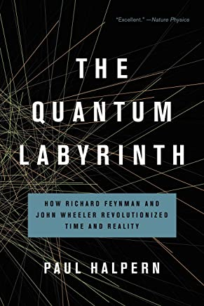 The Quantum Labyrinth: How Richard Feynman and John Wheeler Revolutionized Time and Reality (The Theoretical Minimum) (English Edition)