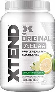 【海外直送品】Scivation Xtend BCAA 90杯分 (レモンライム)