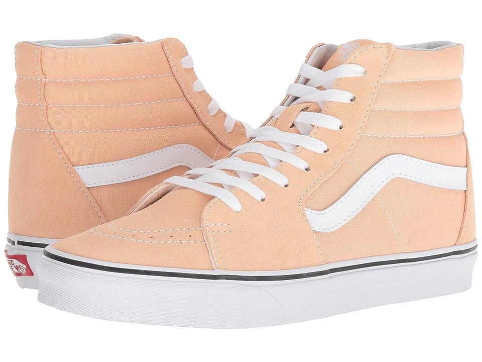 Vans SK8-Hitm (Bleached Apricot/True White) Skate Shoes