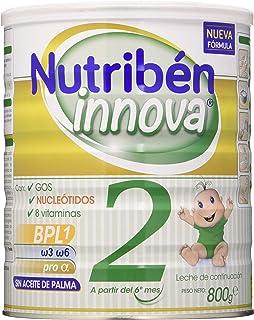 Nutribén - Leche Infantil Innova 2, Desde los 6 Meses, 800 gr.