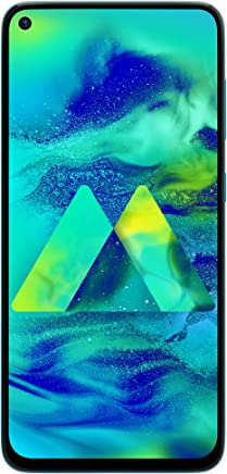 Samsung Galaxy M40 (Seawater Blue, 6GB RAM, 128GB Storage)