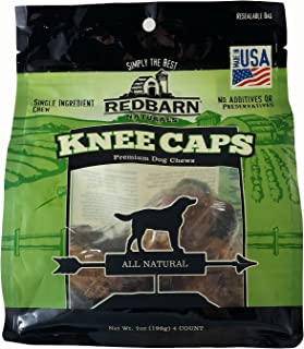 Redbarn - Natural Knee Cap for Dog (1-Pack of 4)