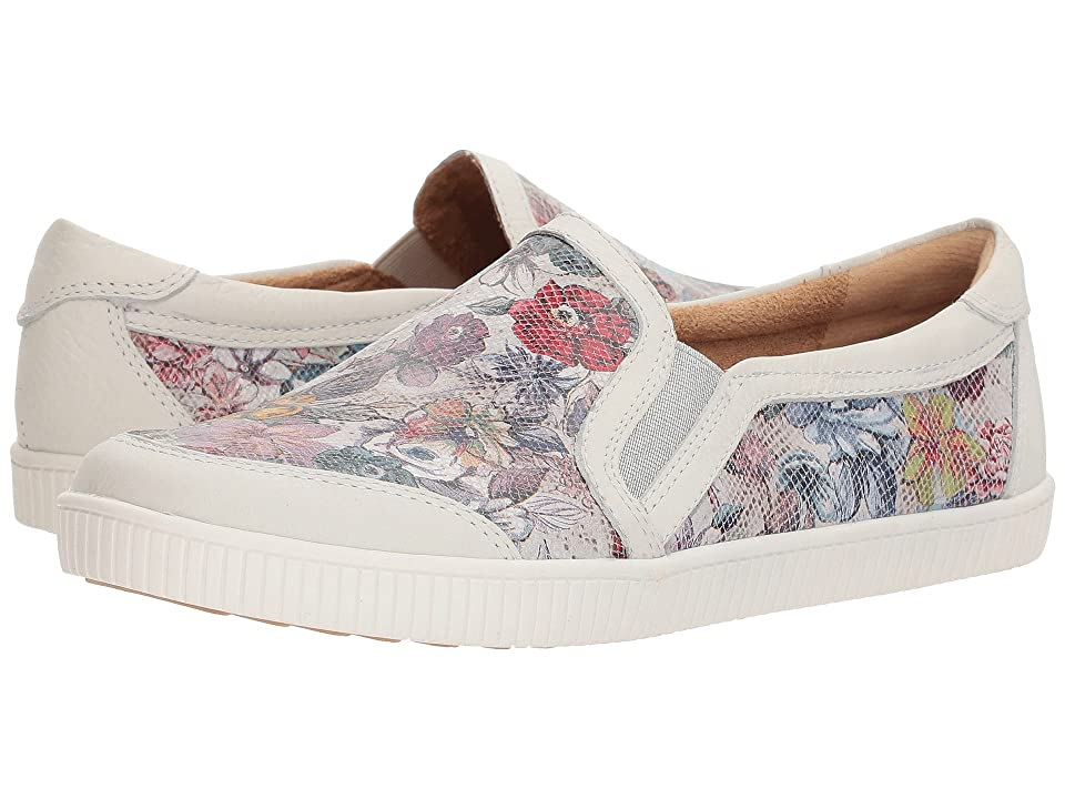 Earth Currant (Floral Multi Printed Suede) Women