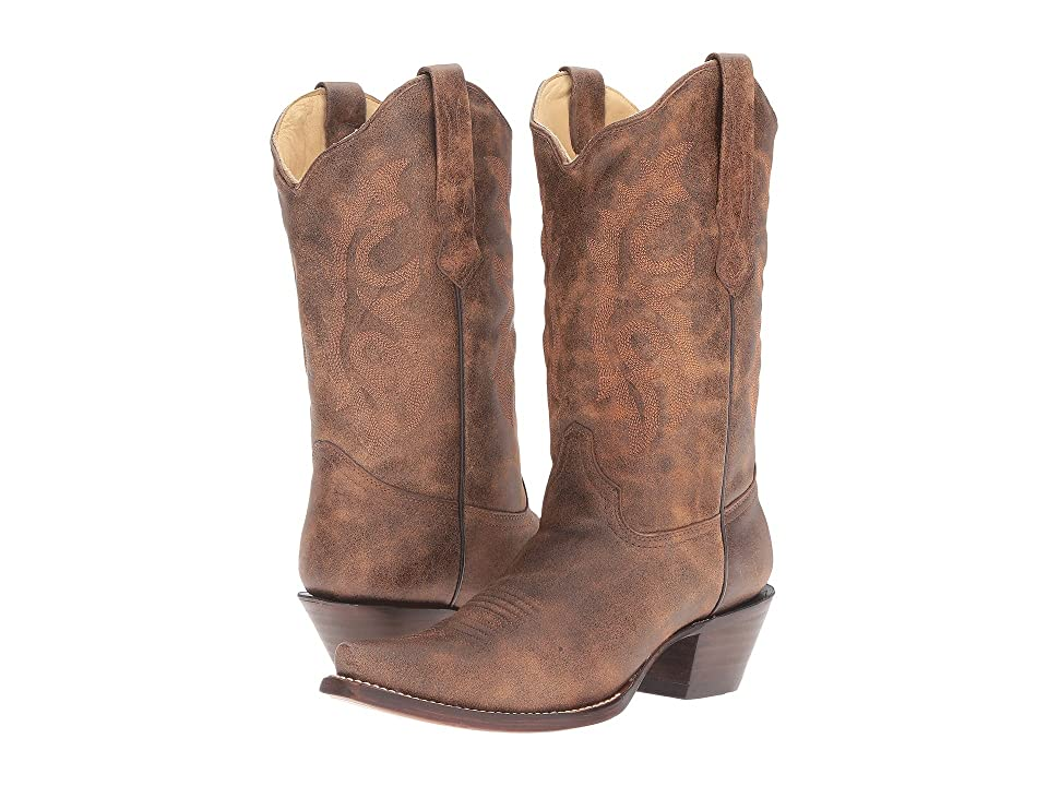 Corral Boots C2033 (Brown) Women