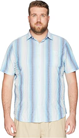 Big & Tall La Prisma Stripe Shirt