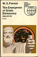 The Emergence of Greek Democracy, 800-400 B.C.