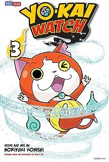 YO-KAI WATCH, Vol. 3 (3)