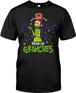 grinch crown royal shirt