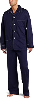 Men's Royal Piped Pajama Set