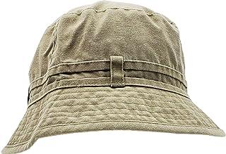 قبعة دلو للصيف في الهواء الطلق للمشي لمسافات طويلة، التخييم، صيد السمك، المشغل المرن قبعة شمس عسكرية للرجال والنساء