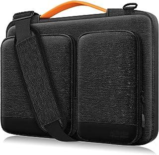 Alfheim 14 inch Laptop Case Sleeve, Waterproof Shock-Resistant Lightweight Shoulder Bag, 360° Protective Notebook Briefcas...
