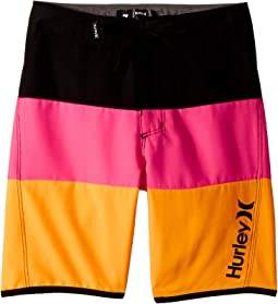 Triple Threat Boardshorts (Little Kids)