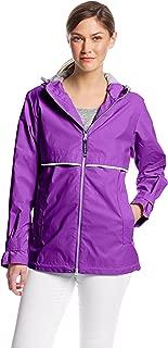 charles river logan rain jacket