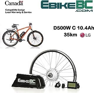 front hub ebike kit