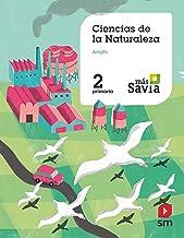 Ciencias de la naturaleza. 2 Primaria. Mas Savia. Aragón