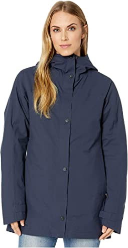 High Coast Eco-Shell Padded Parka