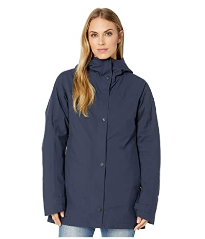 Fjallraven High Coast Eco-Shell Padded Parka (Night Sky) Women