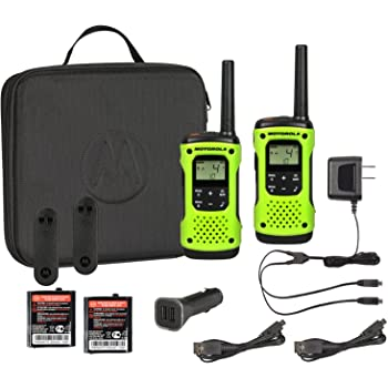 Motorola T605 Talkabout, 2 Pack Bundle